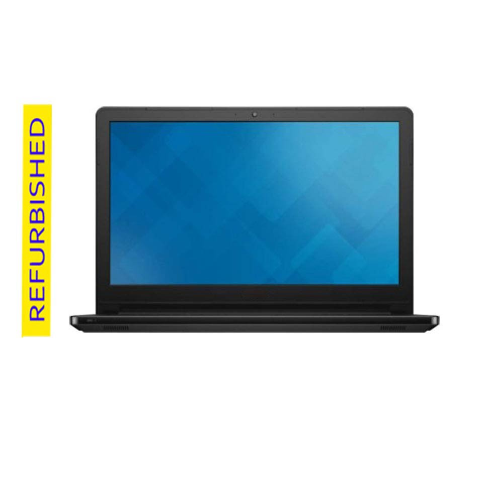 DELL REFURBISHED INSPIRON 15 5555/ AMD A10-8700P/ 8GB/ 1TB/ 2GB/ WIN 10/ 15.6-Inch
