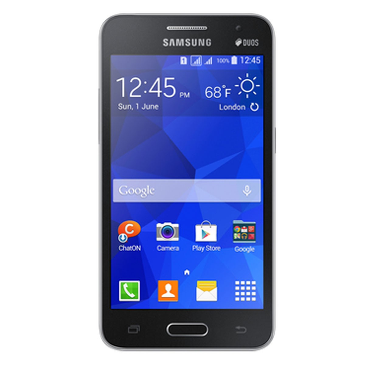 Samsung Galaxy Core 2 SM-G355H (Black)