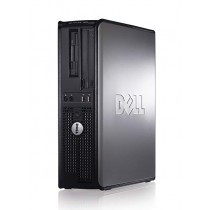 DELL OPTIPLEX 330 DT (CORE 2 DUO E4500 2.20GHZ/2GB DDR2/320GB HDD/NO DVD/DOS)
