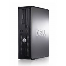 DELL OPTIPLEX 380(DT)(CORE 2 DUO E7500 2.93GHZ/2GB/160GB/NO DVD)