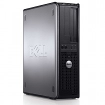 DELL OPTIPLEX 780 (CORE 2 DUO E8400 3.00GHZ/2GB DDR3/320GB/NO DVD/DVI CARD)