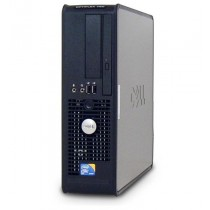 DELL OPTIPLEX 780 DT (CORE 2 DUO/2GB DDR3/250GB/NO DVD/DOS)