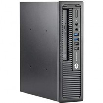 Refurbished HP PRODESK 600 G1 SFF (CORE I5 4TH GEN/4GB/500GB/NO DVD/DOS)