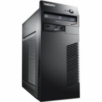 Refurbished LENOVO THINKCENTRE M70E MT (CORE 2 DUO/2GB/250GB/DOS)