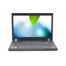"REFURBISHED LENOVO THINKPAD T510 (CORE I7 1ST GEN/4GB/320GB/WEBCAM/15.6""/DOS)"