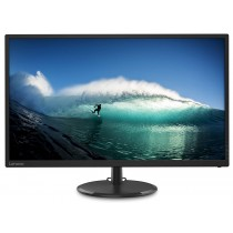 Refurbished laptops & desktops - LENOVO 31.5-INCH QHD MONITOR WITH IPS PANEL, 75HZ, 250 NITS, 4MS, AMD FREESYNC - D32Q-20 (RAVEN BLACK)