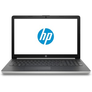Refurbished laptops & desktops Part No. 5CK37PAR - Refurbished HP 15 da0435tx 15.6-inch Laptop (7th Gen Core i3-7100U/8GB/1TB/Windows 10/NVIDIA GeForce MX110 Graphics), Natural Silver