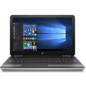 Refurbished laptops & desktops HP Pavilion Refurbished 15-au620TX 15.6-inch Laptop (Core i5-7200U/8GB/1TB/Windows 10/2GB Graphics), Natural Silver