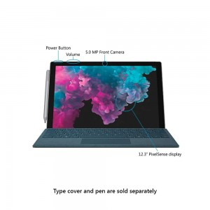 Refurbished laptops & desktops Microsoft Surface Pro 6 Lgp-00015 12.3 Inch Touchscreen 2-In-1 Laptop (8TH Gen Intel Core I5/8GB/128GB SSD/Windows 10 Home/Intel UHD Graphics 620)
