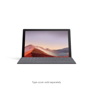 Refurbished laptops & desktops Microsoft Surface Pro 7 Vdv-00015 12.3 Inch Touchscreen 2-In-1 Laptop (10TH Gen Intel Core I5/8GB/128GB SSD/Windows 10 Home/Intel Iris Plus Graphics), Platinum