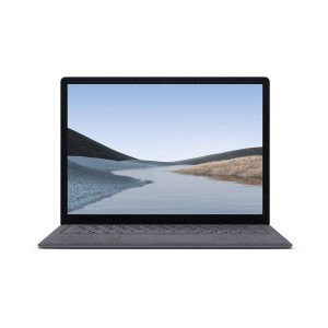 Refurbished laptops & desktops Microsoft Surface Laptop 3 Intel Core I5 10TH Gen 13.5 Inch Touchscreen Laptop (8GB/128GB SSD/Windows 10 Home/Integrated Graphics/Platinum/1.265Kg), Vgy-00021