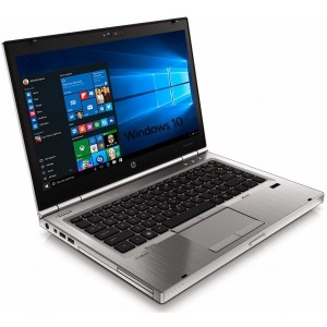 Refurbished laptops & desktops Refurbished HP Elitebook 8460P (Core I5 2ND Gen/4GB/320GB/No Webcam/14''/DOS)