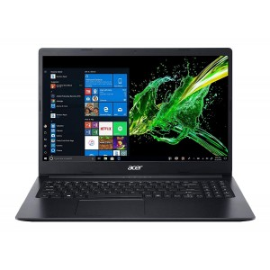 Refurbished laptops & desktops Acer Aspire 3 Thin Amd A4 15.6-Inch Laptop (4GB/1TB HDD/Windows 10/Charcoal Black/1.9Kg), A315-22