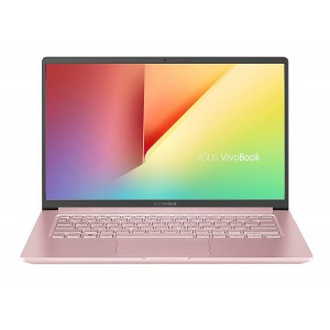 Refurbished laptops & desktops ASUS VivoBook S14 Intel Core i5-1035G1 10th Gen 14-inch FHD Thin and Light Laptop (8GB RAM/512GB NVMe SSD + 32GB Optane Memory/Windows 10/Petal Pink/1.35 kg), S403JA-BM034TS