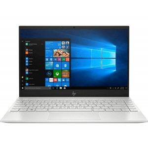 Refurbished laptops & desktops HP Envy 13-ba0003tu Thin and Light Laptop (Core i5 10th Gen/8 GB/512 GB SSD/Windows 10 Home/MSO H & S 2019/13.3 inch/Natural Silver)