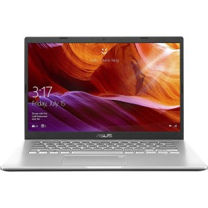 Refurbished laptops & desktops ASUS VIVOBOOK 14 X409FA-EK341T INTEL CORE I3 8TH GEN 14-INCH FHD COMPACT AND LIGHT LAPTOP (4GB RAM/1TB HDD/WINDOWS 10/INTEGRATED GRAPHICS/FP READER/1.60 KG), TRANSPARENT SILVER