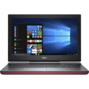 Refurbished laptops & desktops REFURBISHED Inspiron 15 7000 7567 REFURBISHED /Intel Core 7th Generation i7-7700HQ/15.6 inch FHD/1TB + 128GB SSD/16GB/4GB Nvidia Graphics/Win 10 Home SL//Black - LCD Back Cover Non-Touch Screen