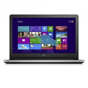 "DELL INSPIRON 15 5558(CORE I3 4005U 1.70GHZ/4GB/500GB/4GB/WEBCAM/WIN 8.1/15.6"" FHD)"