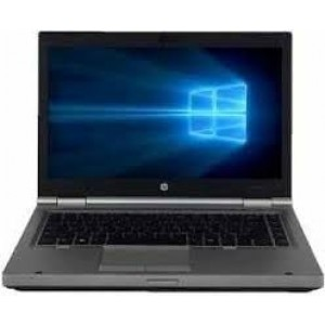 Refurbished laptops & desktops Refurbished HP Elitebook 8470P (Core I5 3RD Gen/4GB/320GB/Webcam/14''/DOS)