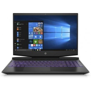 Refurbished laptops & desktops HP Pav Gam Lap 15-dk0047TX IN-Core i5-9300H 9th Gen/8GB DDR-4/1TB HDD + 256GB SSD/Windows 10 Home/4GB NVIDIA GTX 1650 Graphics/Shadow Black /15.6-inch