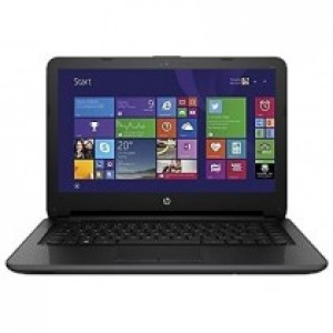 Refurbished laptops & desktops Refurbished HP 240 G5 Notebook (Core I3 5TH Gen/4GB/500GB/Webcam/14''/DOS)