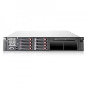 HP PROLIANT SERVER DL385 G6 (AMD OPTERON/4GB/NO HDD/NO RISER CARD/DOS)