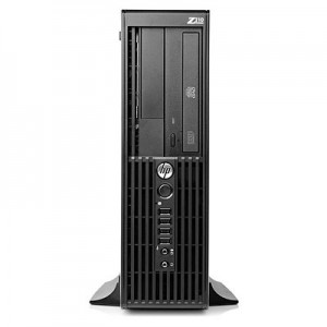 Refurbished laptops & desktops Refurbished HP Z210 Workstation SFF (Core I3 2ND Gen/4GB/320GB/2GB Graphics/DOS)