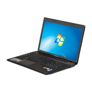 Refurbished laptops & desktops Refurbished Lenovo Ideapad Z570 (Core I7 2ND Gen/4GB/500GB/Webcam/15.6''/Win-10 Home)