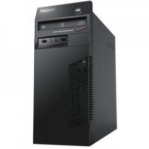 Refurbished LENOVO THINKCENTRE M72E MT (CORE I3 3RD GEN/4GB DDR3/320GB/DOS)