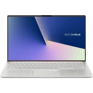 Refurbished laptops & desktops Asus Zenbook 15 Intel Core I7 8TH Gen 15.6-Inch FHD Thin And Light Laptop (16GB/1TB SSD/Windows 10/GTX 1050 Max Q 2GB  Graphics/Icicle Silver Metal/1.67 Kg), UX533FD-A9100T