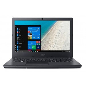 Refurbished laptops & desktops Acer Travelmate TMP2410-G2 14-Inch Business Laptop (Intel Core I5-8250U/4GB DDR4/1TB HDD/Win 10 Home/Shale Black)