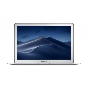 Refurbished laptops & desktops Apple Macbook Air (13-Inch, 1.8Ghz Dual-Core Intel Core I5, 8GB RAM, 128GB SSD) - Silver