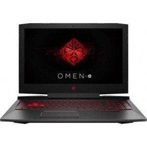 Refurbished laptops & desktops HP Omen Core I5 7TH Gen - (8 GB/1 TB HDD/128 GB SSD/Windows 10 Home/4 GB Graphics) 15-Ce071Tx Gaming Laptop