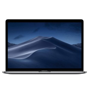 Refurbished laptops & desktops APPLE MACBOOK PRO (15-INCH, RETINA 4K DISPLAY, 2.6GHZ 6-CORE 9TH-GENERATION INTEL CORE I7 PROCESSOR, 256GB) - SPACE GREY