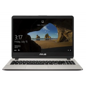 Refurbished laptops & desktops Asus Vivobook X507Uf-Ej300T Intel Core I5 8TH Gen 15.6-Inch FHD Thin And Light Laptop (8GB RAM/1TB HDD/Windows 10/2GB Nvidia Geforce MX130 Graphics/FP Reader/1.68 Kg), Icicle Gold