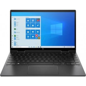 Refurbished laptops & desktops HP Envy X360 13-Ay0044Au 13.3-Inch Laptop (3RD Gen Ryzen 5 4500U/8GB/256GB SSD/Windows 10 Home/Integrated Graphics), Night Fall Black