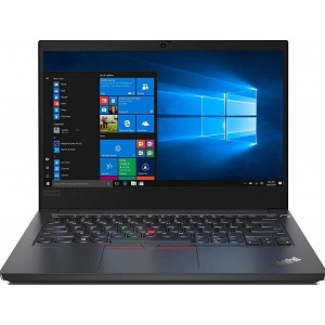 Refurbished laptops & desktops Lenovo Thinkpad E14 Intel Core I5 10TH Gen 14-Inch Full HD Ips Thin And Light Laptop (8GB RAM/ 1TB HDD + 128GB SSD/ Windows 10 Home/ Black/ 1.69Kg), 20Ras0W500