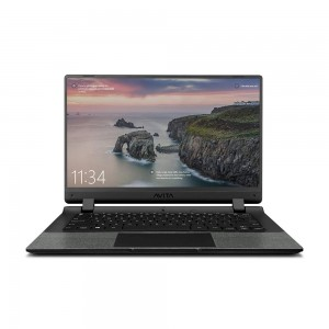 Refurbished laptops & desktops Avita Essential Ne14A2Inc433-Mb 14-Inch Laptop (Celeron N4000/4GB/128GB SSD/Window 10 Home In S Mode/Integrated Graphics), Matt Black