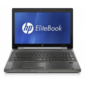 Refurbished laptops & desktops REFURBISHED HP ELITEBOOK 8560W (CORE I7 2ND GEN/4GB/320GB/WEBCAM/15.6''/DOS)