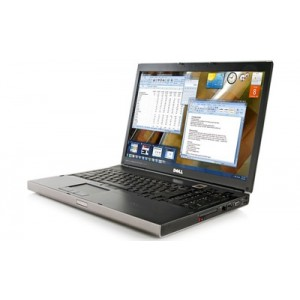 Refurbished laptops & desktops REFURBISHED DELL PRECISION M6500 (CORE I7 1ST GEN/8GB/500GB/1GB GRAPHICS/WEBCAM/17.3''/DOS)