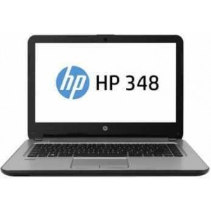 Refurbished laptops & desktops Refurbished HP 348 G3 Notebook (Core I5 6TH Gen/4GB/500GB/Webcam/14''/DOS)