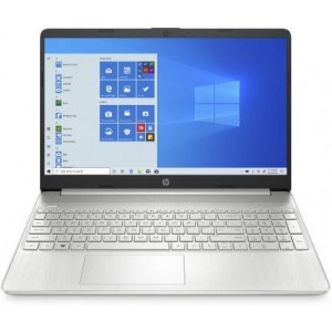 Refurbished laptops & desktops HP REFURBISHED LAPTOP 15S-EQ0024AU (3RD GEN RYZEN 5 3500U/8GB/512GB SSD/WINDOWS 10/RADEON VEGA 8 GRAPHICS), NATURAL SILVER 9VV61PAR