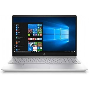 Refurbished laptops & desktops HP Pavilion 15-CK069TX 15.6-inch Laptop (8th Gen Intel Core i5-8250U Mobile Processor/8GB/2TB/Windows 10/NVIDIA GeForce MX130), Mineral Silver