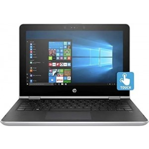 Refurbished laptops & desktops PART NO. 4QM22PAR - HP PAVILION X360 11-AD105TU 11.6-INCH HD LAPTOP (INTEL PENTIUM SILVER N5000/4GB DDR4/1TB HDD/WIN10/NO DVD/INTEL UHD GRAPHICS 605), NATURAL SILVER